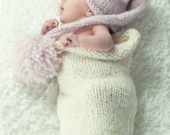 Newborn Elf Pixie Hat
