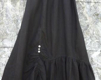Ruffle skirt, 100% light weight