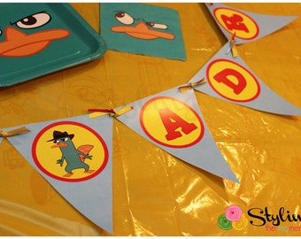 Phineas & Ferb Banner