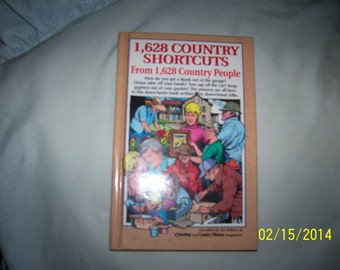 1628 Country shortcuts, great condition