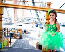 Peter Pan Costume, Peter Pan Tutu, Girl Peter Pan, Peter Pan Birthday, Peter Pan Hat, Outfit of Choice, Theatrical Costume, Dance Wear