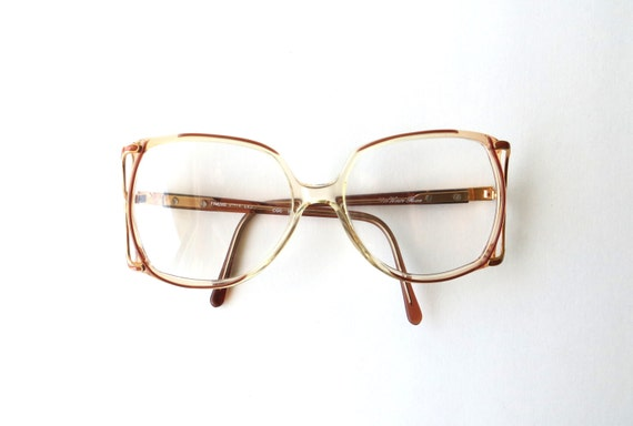 Frame Glasses Made In Italy : VTG Glasses / 1980s Frames / Made in Italy by ...