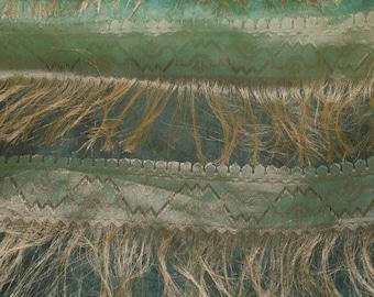 Items similar to beige fashion ninja dress zebra tan