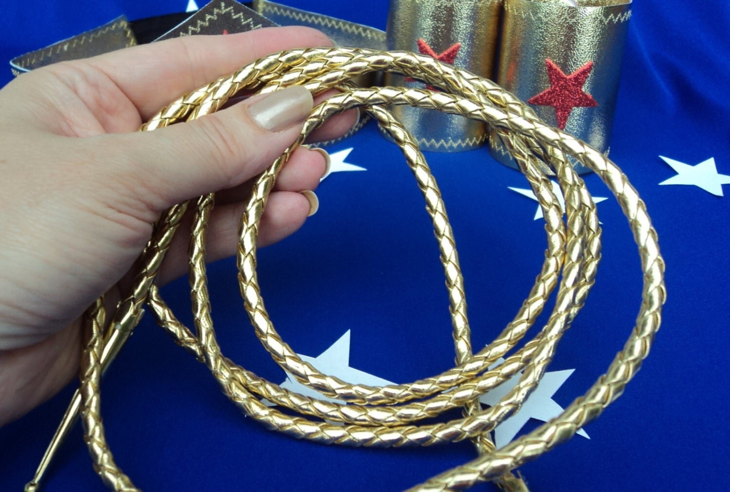 Wonder Woman Costume Lasso
