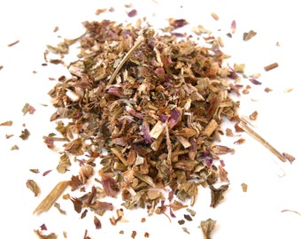 SELF HEAL, Heal All Herb - Organic - Prunella Vulgaris - Savory and with a Multitude of Uses