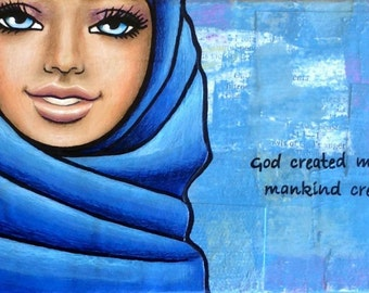 Kirrily Duff -  Original Artwork - Mixed Media - 'Creation'