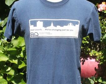 Vintage Navy Screen Stars T Shirt