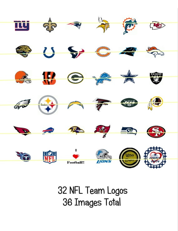 photo about Printable Nfl Logos titled Printable nfl workers trademarks / Axcent check out