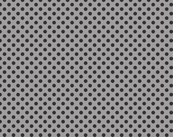SALE 1/2 Yard Riley Blake Small Dots in Tone on Tone Black