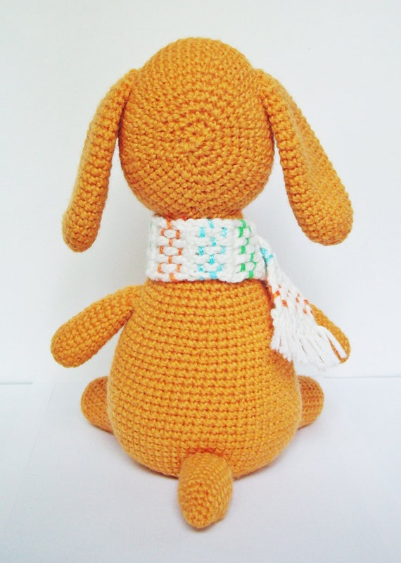 PDF PATTERN amigurumi little crochet toy