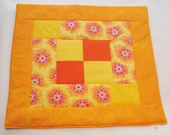 Lil' Ray of Sunshine series mini quilt 5
