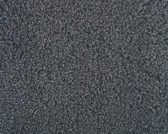 Black Minky Fabric Etsy