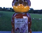 Pure Honey, 12 oz squeeze...