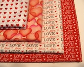Valentine's Day Fabric Collection