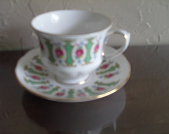 Queen Anne cup saucer fine bone China cup & saucer set