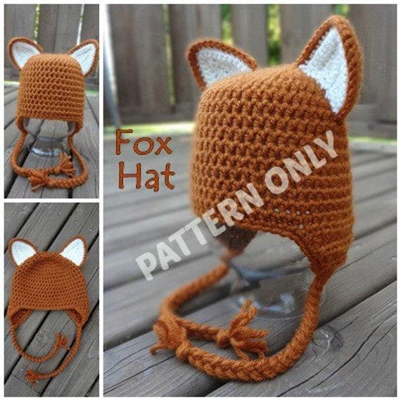 LITTLE FOX CROCHET PATTERN | CROCHET