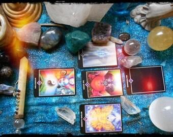 Osho Zen Tarot- The Diamond