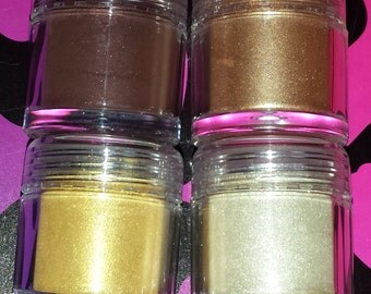 Shimmering Neutrals Eyeshadow Set