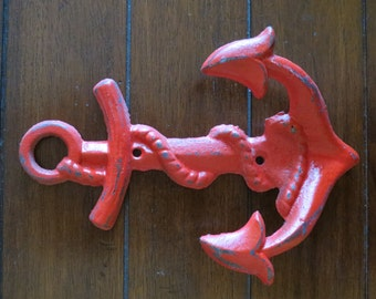 Popular items for anchor wall decor on Etsy