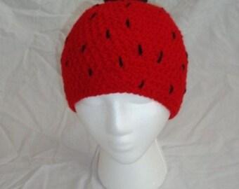 Strawberry Beanie