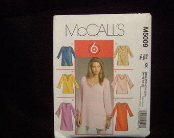 Womens tunic shirt pattern