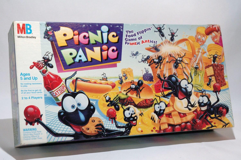 Picnic Panic Game