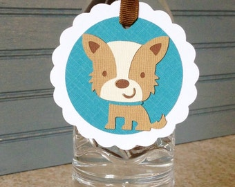 Puppy Treat Tags (set of 12)