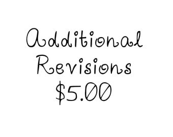 Additional Revisions on Prior Orders