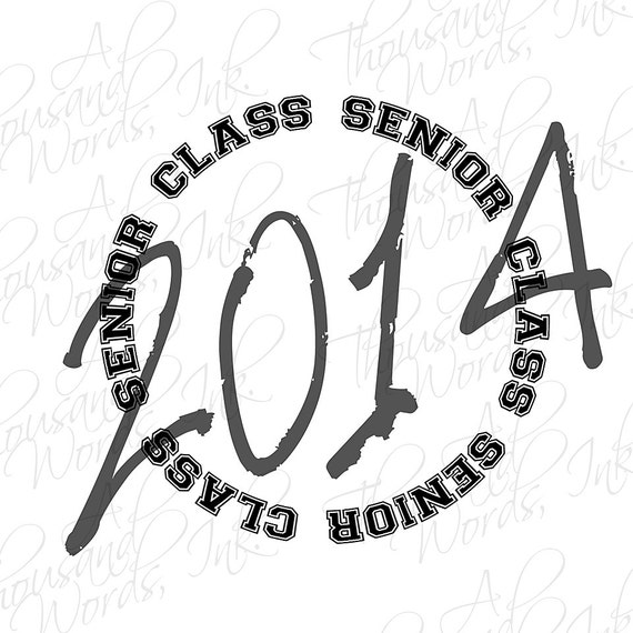 Digital Overlays Senior Class 2015 .png by AThousandWordsInk