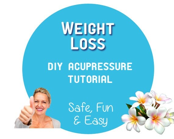 ear acupuncture weight loss chart