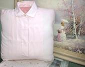 Ladies blouse pillow