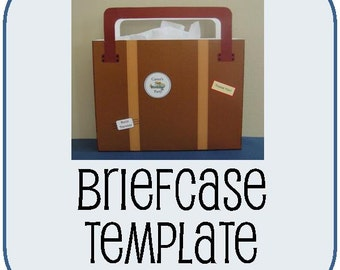 BRIEFCASE Template - A La Carte