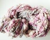 Clouds. Handspun yarn. 100% merino