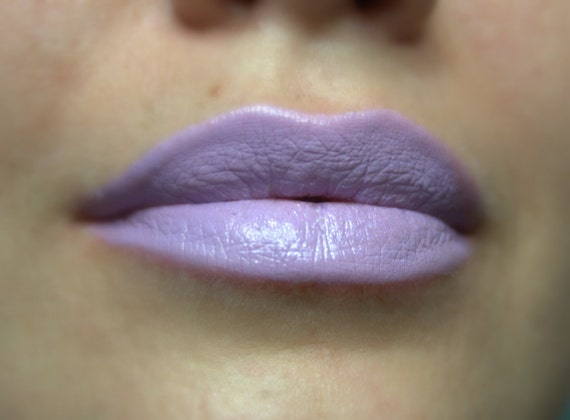 Sevilya Light Purple Lipstick Natural Gluten Free Fresh