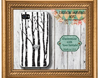 Love Birds iPhone Case, Personalized iPhone Case, Fits iPhone 4, iPhone 4s & iPhone 5, Phone Cover, Phone Case