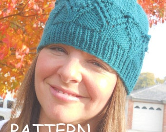 The Castlebury Hat Pattern