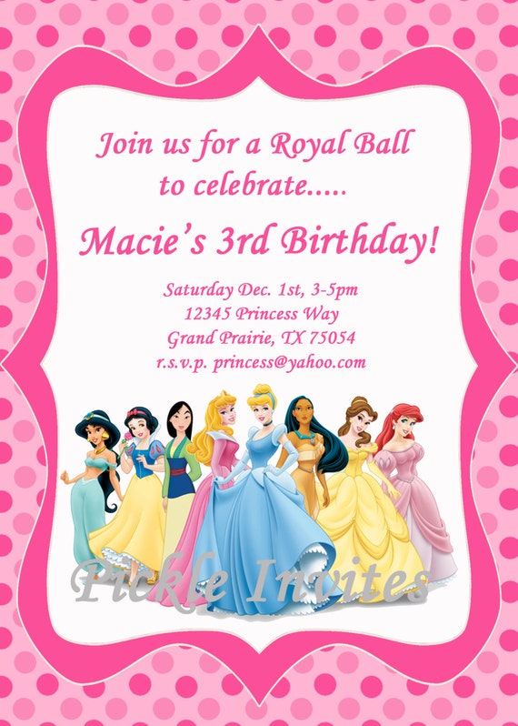 Fairy Tale Invitation is best invitation ideas