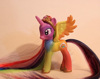 My Little Pony Friendship Is Magic G4 Custom Brushable Pony Toy Made to Order