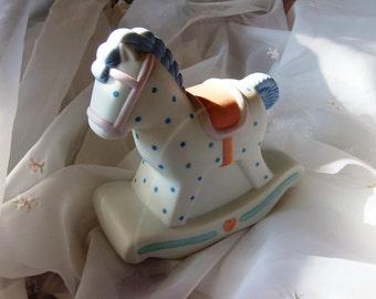 Hallmark Night Light Rocking Pony