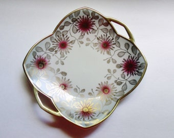 Alka Bavaria Gloria Decorative Porcelain Serving Plate