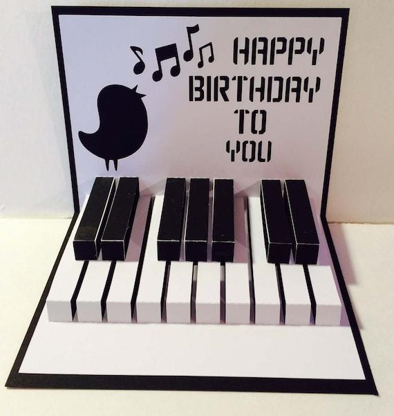 Origami Paper Birthday Cake