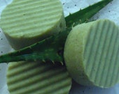 Watercress & Aloe Hot Process Soap - RubiesRub