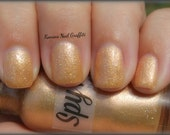 Honeypot - Handmade Shimmer & Glitter Nail Polish