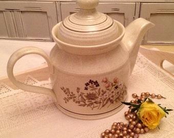 1980s Vintage Royal Doulton Bredon Hill Teapot. TP014.