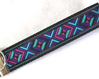 Aztec Geo Key Fob - Customizable