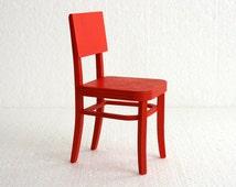 "1/6 chair 601-04 * choose color * furniture for for 10-11"" dolls (like momoko blythe barbie) by minimagine, FS"