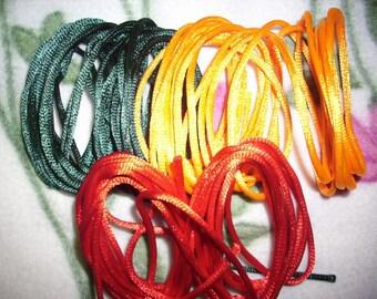 3 x 3m Satin cord (215)