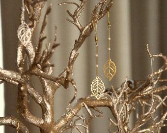 Fall/Autumn Wedding Favor, Wishing Tree, Fall Leaves, Wedding Wish Tree