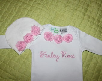 Infant's Custom Layette Gown