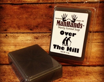 Over The Hill Scented Soap 3 oz. Bar